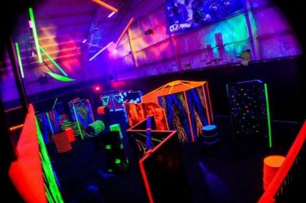 Paintball Laser Tag Inflatables Amp Arcade Games Sylvania Oh